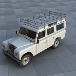 land rover 109 ( 182.92KB jpg by S.E )