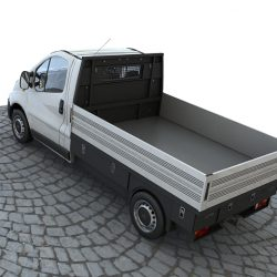 Opel vivaro pickup ( 171.77KB jpg by S.E )