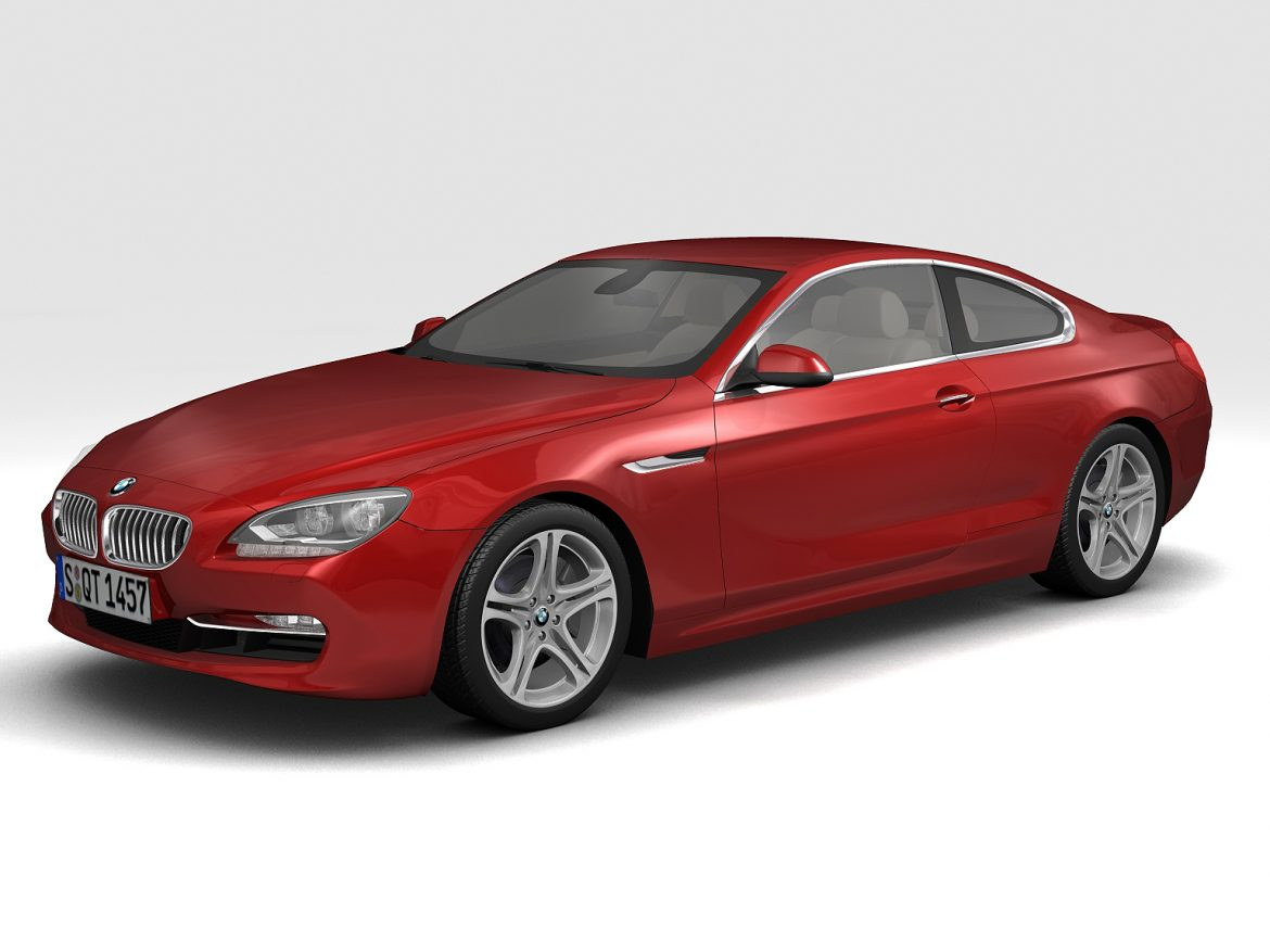 2011 bmw 6 seri coupe 3d model 3ds max fbx c4d lwo hrc xsi obj 161697