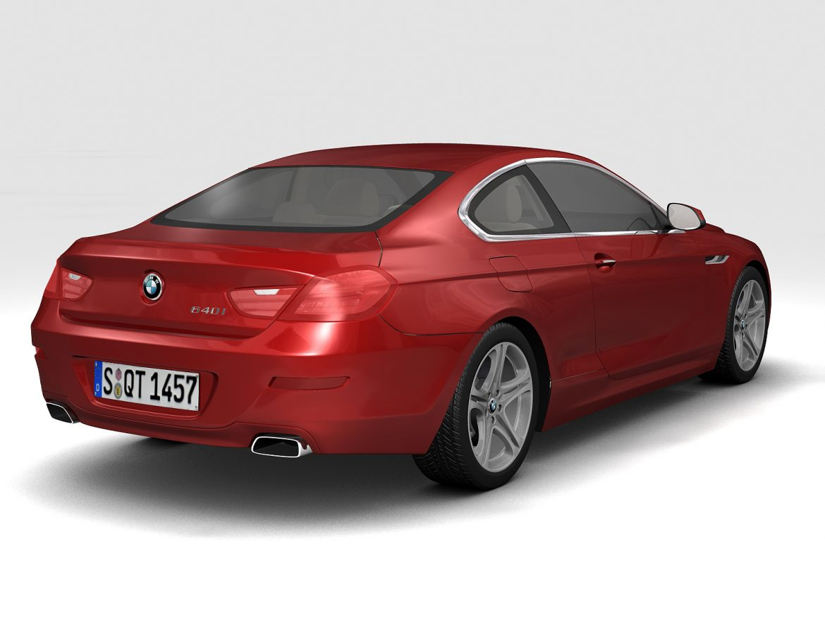2011 bmw 6 seri coupe 3d model 3ds max fbx c4d lwo hrc xsi obj 161700