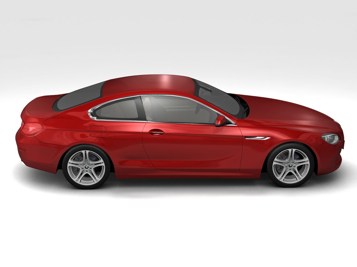 2011 bmw 6 seri coupe 3d model 3ds max fbx c4d lwo hrc xsi obj 161701