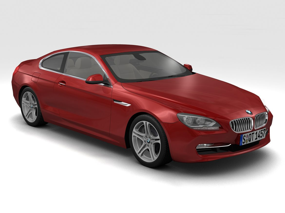 2011 bmw 6 seri coupe 3d model 3ds max fbx c4d lwo hrc xsi obj 161702