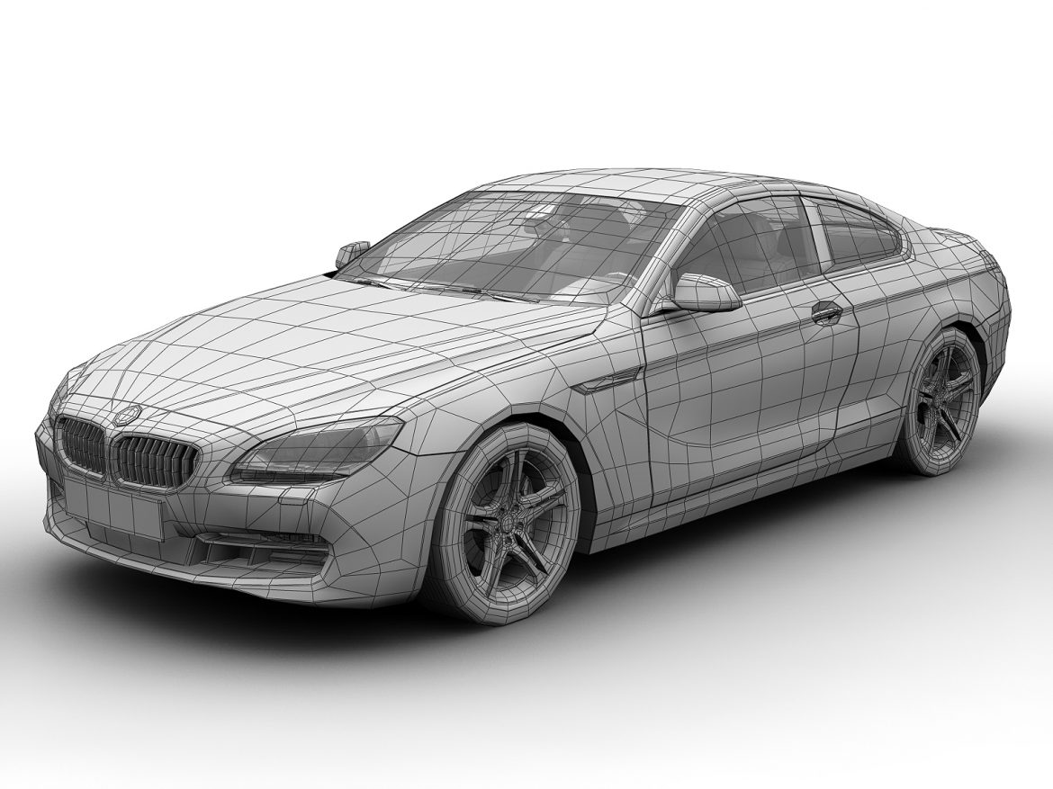 2011 bmw 6 seri coupe 3d model 3ds max fbx c4d lwo hrc xsi obj 161704