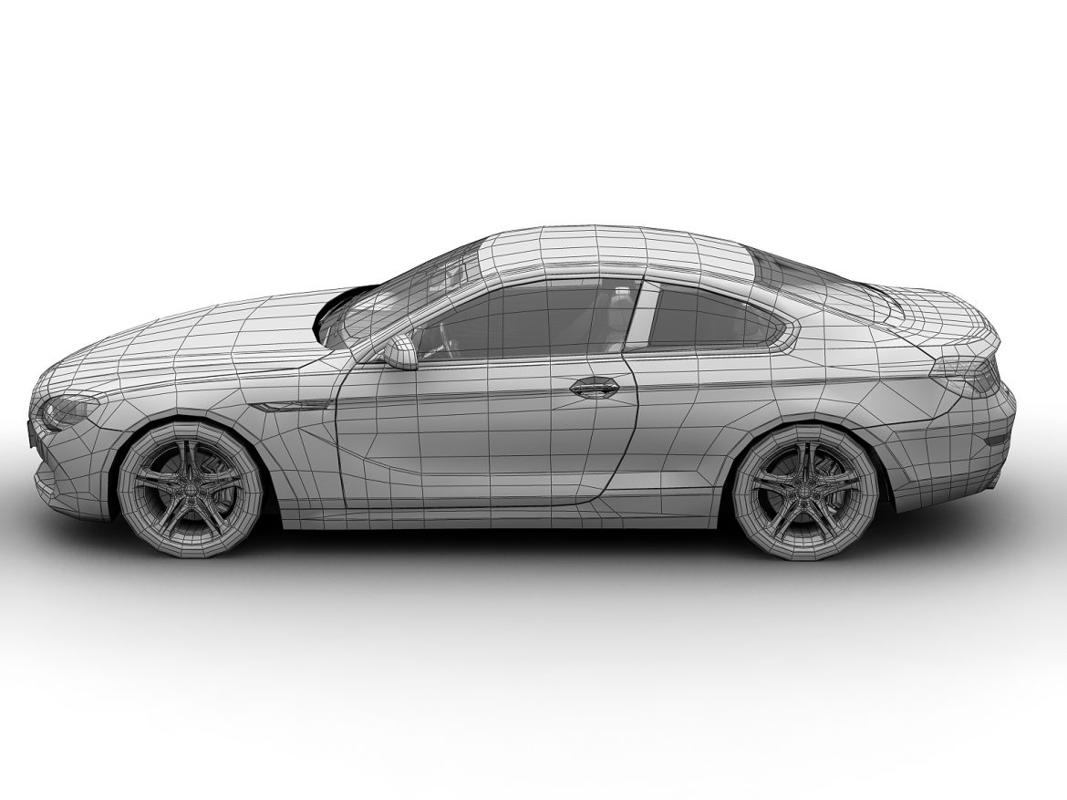 2011 bmw 6 series coupe 3d model 3ds max fbx c4d lwo hrc xsi obj 161705