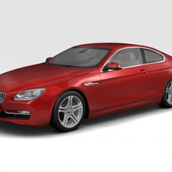 2011 BMW 6 Series Coupe ( 720.32KB jpg by 3dken )
