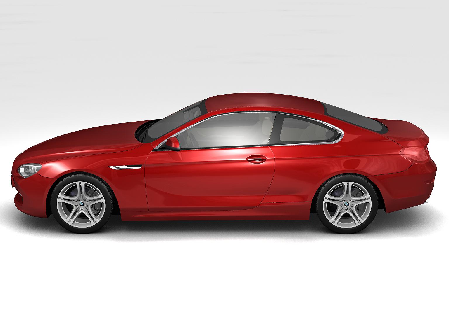 2011 BMW 6 Series Coupe 68674KB Jpg By 3dken