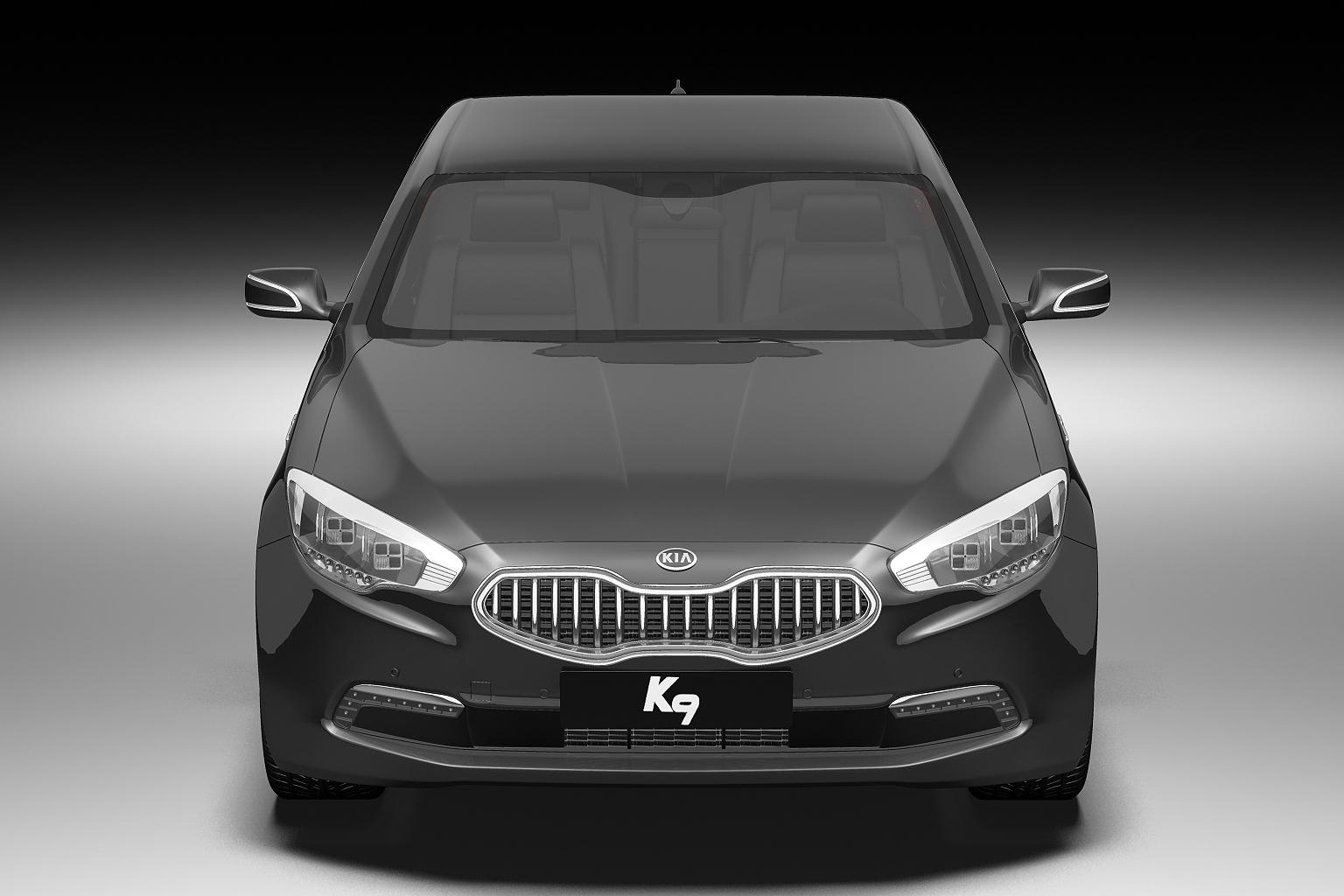 2012 kia k9 3d model 3ds max fbx c4d lwo hrc xsi obj 136304