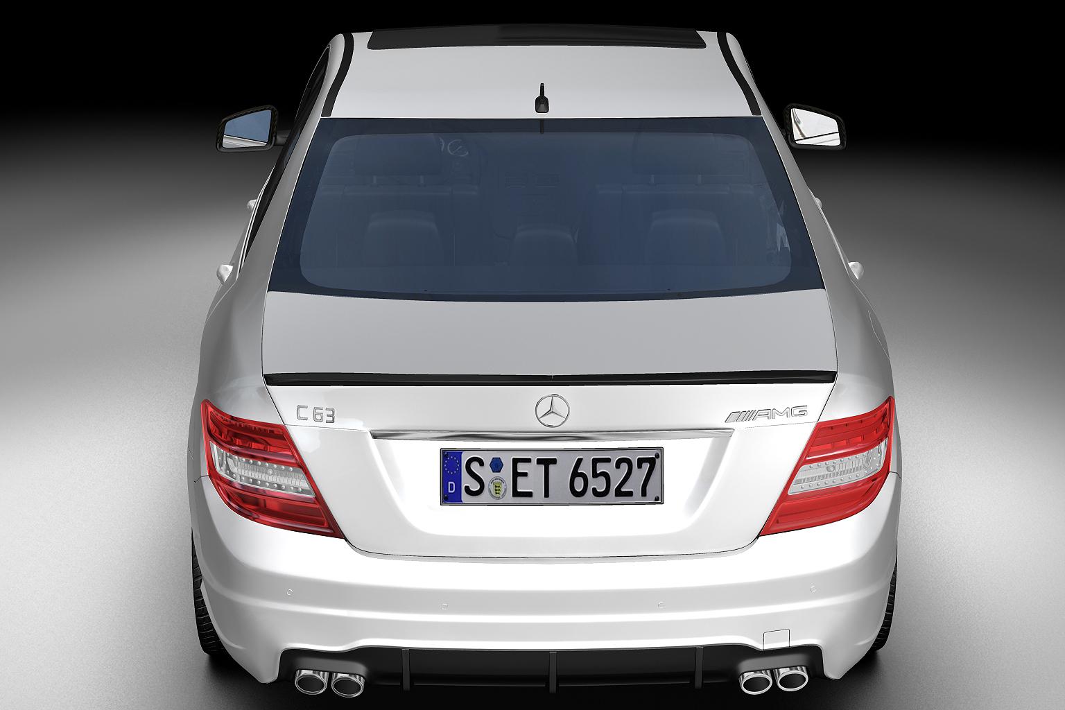 2012 mercedes benz c63 amg 3d modeli 3ds max fbx c4d lwo hrc xsi obj 136250