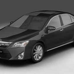 2012 Toyota Camry Hybrid (Asian) ( 812.62KB jpg by 3dken )