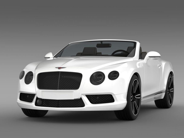 2013 bentley тив GT v8 3d загвар 3ds max fbx c4d lwo ma mb hrc xsi obj 164077