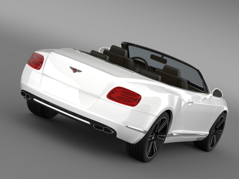 2013 bentley тив GT v8 3d загвар 3ds max fbx c4d lwo ma mb hrc xsi obj 164079
