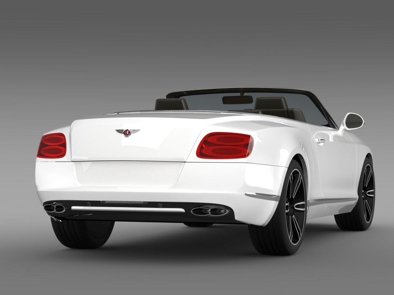 2013 bentley тив GT v8 3d загвар 3ds max fbx c4d lwo ma mb hrc xsi obj 164085