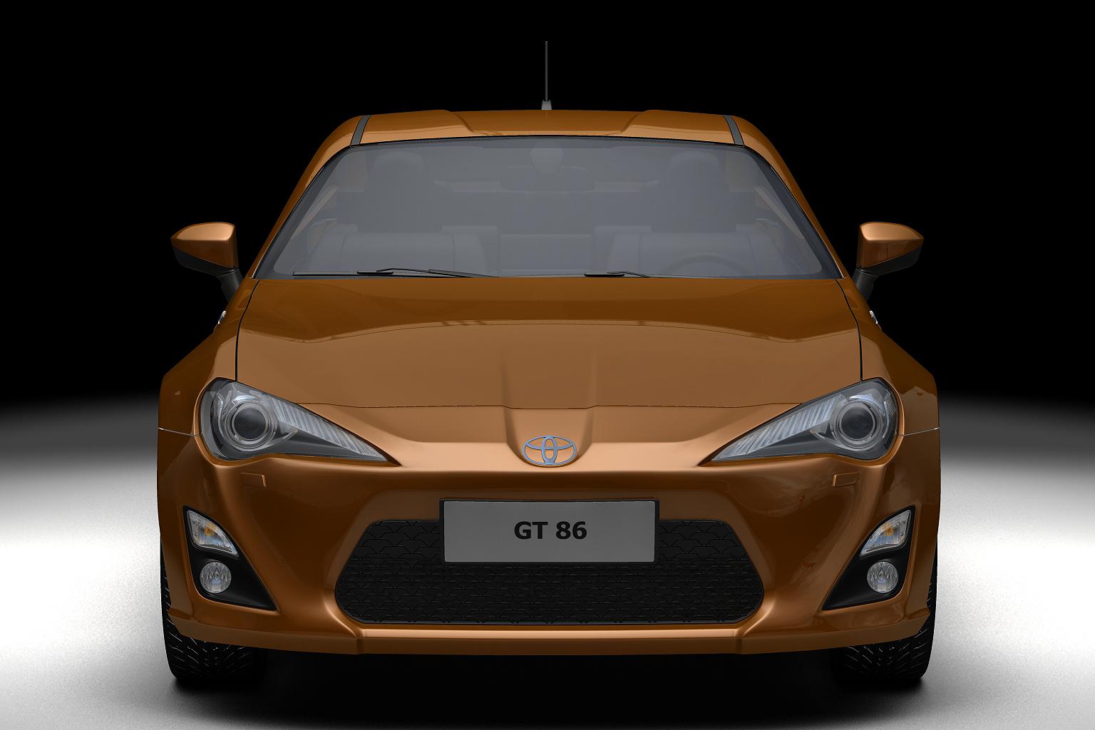 2013 toyota gt 86 3d model 3ds max fbx c4d lwo hrc xsi obj 136156