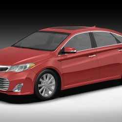 2013 Toyota Avalon ( 763.44KB jpg by 3dken )