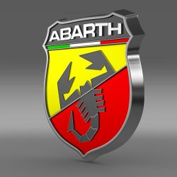 Abarth Logo ( 49.47KB jpg by rmodeler )