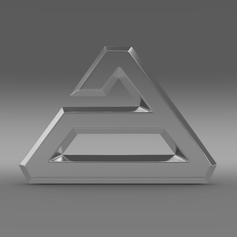 agrale logo 3d model 3ds max fbx c4d lwo ma mb hrc xsi obj 124488