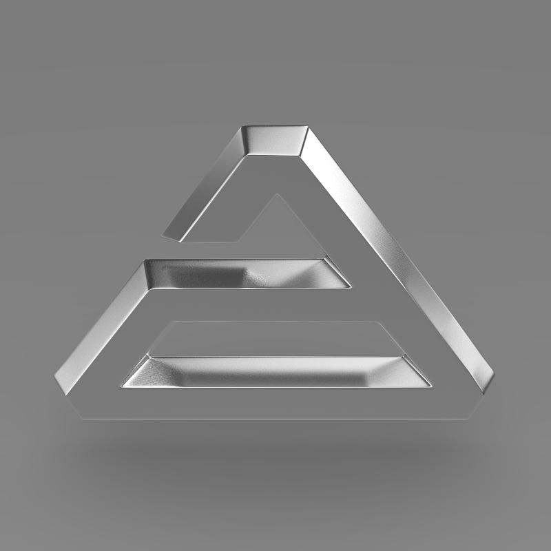 agrale logo 3d model 3ds max fbx c4d lwo ma mb hrc xsi obj 124491