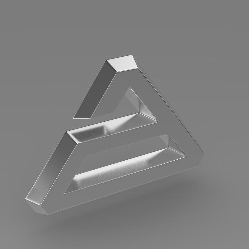 agrale logo 3d model 3ds max fbx c4d lwo ma mb hrc xsi obj 124492