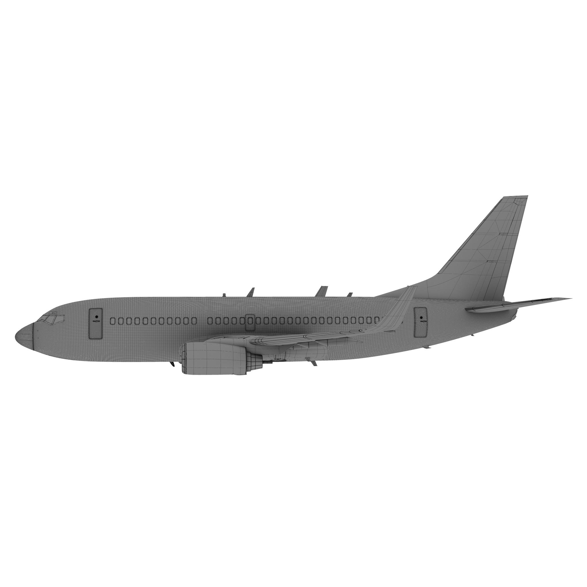 airberlin boeing 737-700w 3d model max fbx c4d ma mb obj 120520
