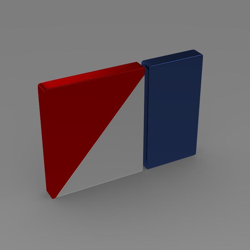 amc logo 3d model 3ds max fbx c4d lwo ma mb hrc xsi obj 151264