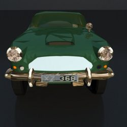 Aston Martin DB4 ( 38.75KB jpg by hadzi96 )