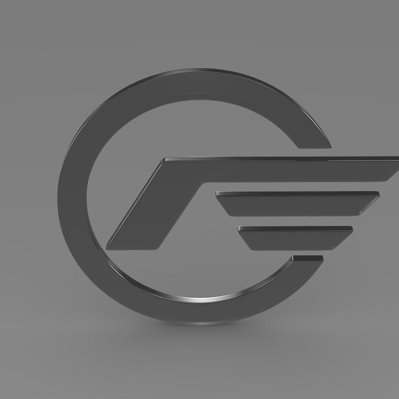 astra logo 3d model 3ds max fbx c4d lwo ma mb hrc xsi obj 162629