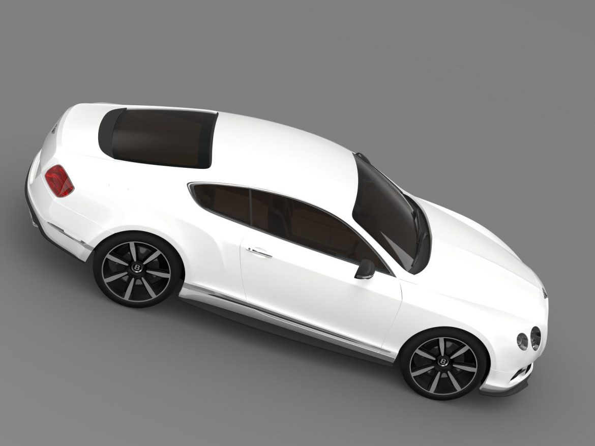 bentley continental gt mulliner styling 2011 3d model 3ds max fbx c4d lwo ma mb hrc xsi obj 163490