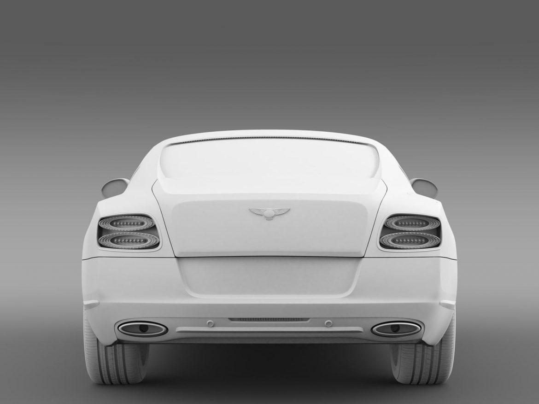 bentley continental gt speed 2012 3d model 3ds max fbx c4d lwo ma mb hrc xsi obj 163434