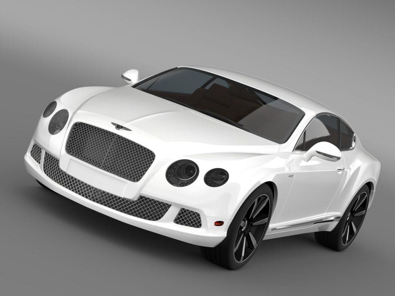 bentley continental gt speed le mans edition 2013 3d model 3ds max fbx c4d lwo ma mb hrc xsi obj 163518