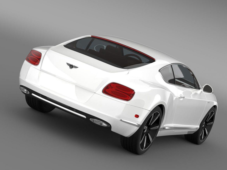 bentley continental gt speed le mans edition 2013 3d model 3ds max fbx c4d lwo ma mb hrc xsi obj 163519