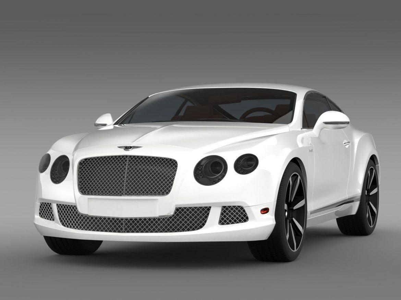 bentley continental gt speed le mans edition 2013 3d model 3ds max fbx c4d lwo ma mb hrc xsi obj 163520