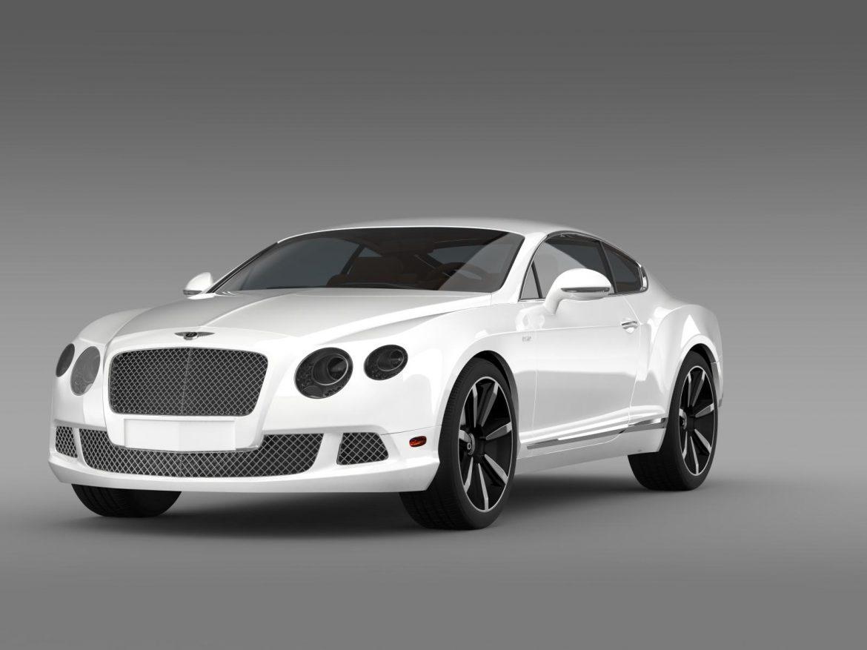 bentley continental gt speed le mans edition 2013 3d model 3ds max fbx c4d lwo ma mb hrc xsi obj 163521
