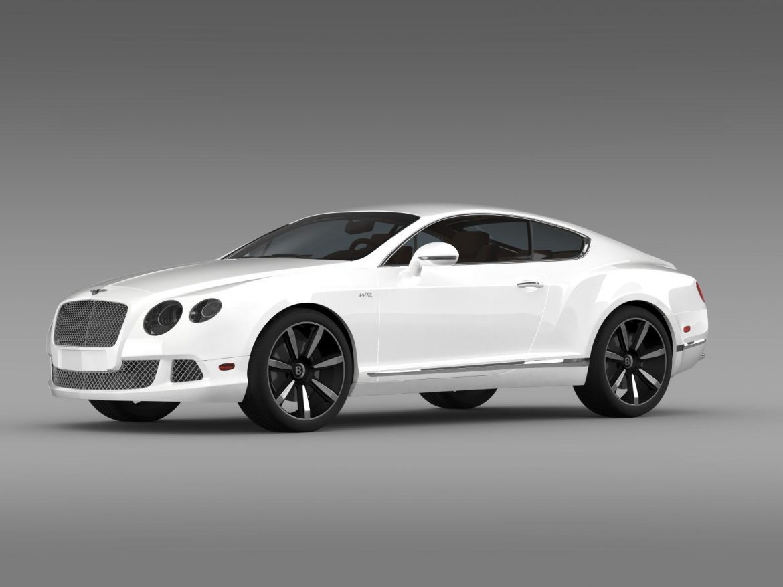 bentley continental gt speed le mans edition 2013 3d model 3ds max fbx c4d lwo ma mb hrc xsi obj 163522
