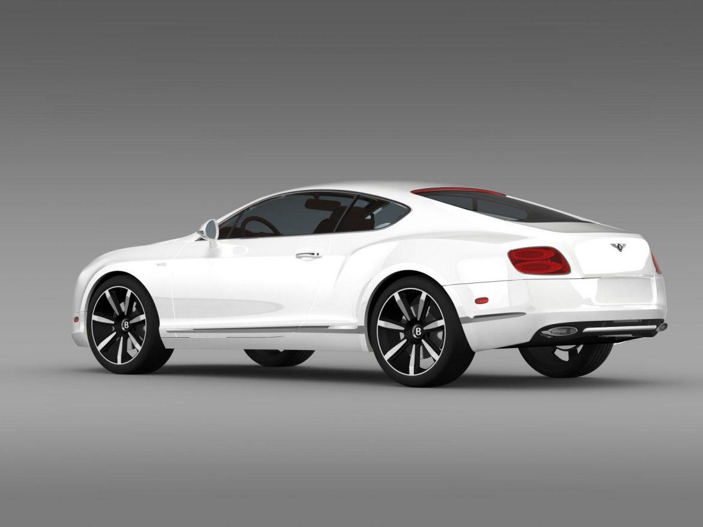 bentley continental gt speed le mans edition 2013 3d model 3ds max fbx c4d lwo ma mb hrc xsi obj 163524