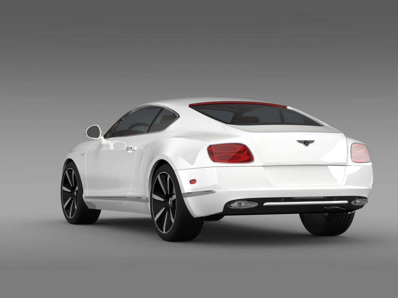 bentley continental gt speed le mans edition 2013 3d model 3ds max fbx c4d lwo ma mb hrc xsi obj 163525