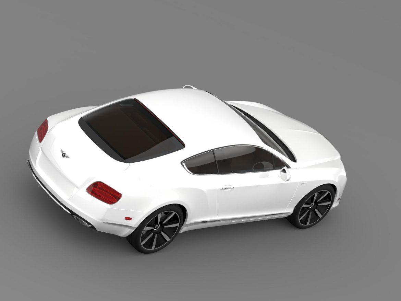 bentley continental gt speed le mans edition 2013 3d model 3ds max fbx c4d lwo ma mb hrc xsi obj 163527