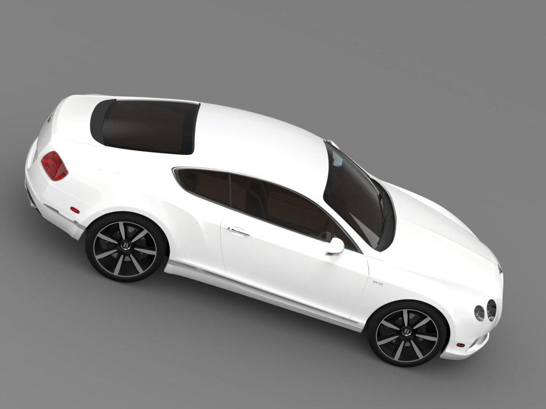 bentley continental gt speed le mans edition 2013 3d model 3ds max fbx c4d lwo ma mb hrc xsi obj 163528