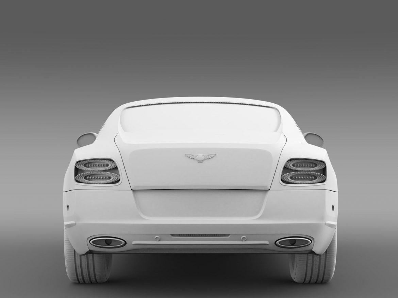 bentley continental gt speed le mans edition 2013 3d model 3ds max fbx c4d lwo ma mb hrc xsi obj 163531