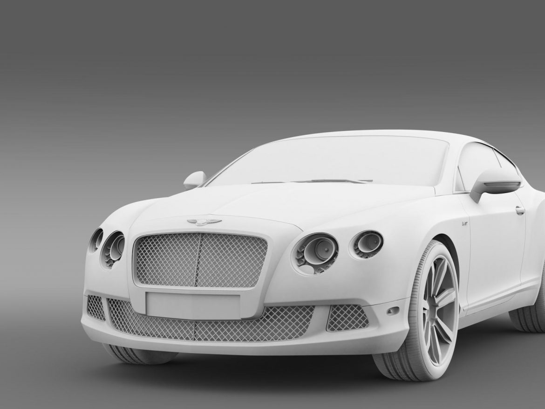 bentley continental gt speed le mans edition 2013 3d model 3ds max fbx c4d lwo ma mb hrc xsi obj 163532