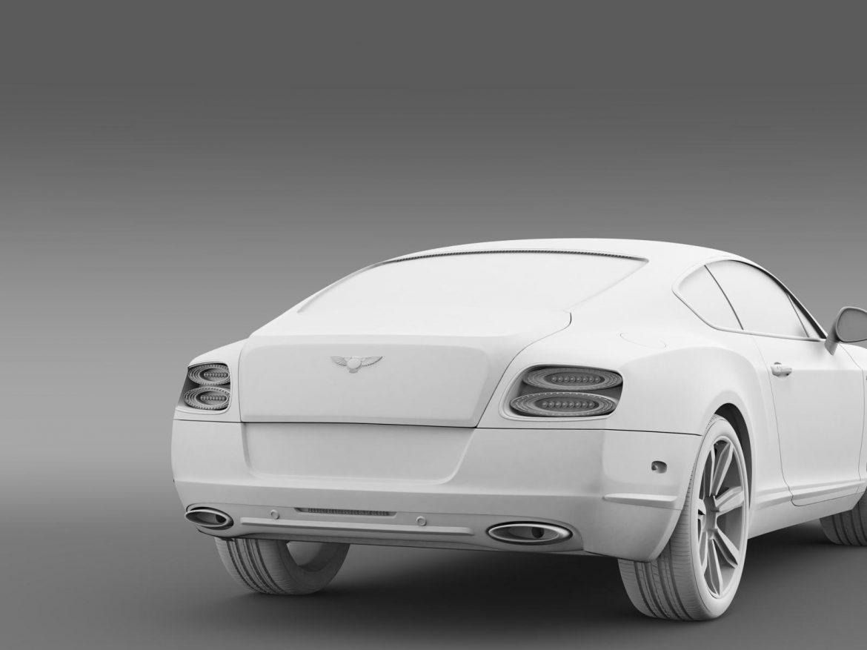 bentley continental gt speed le mans edition 2013 3d model 3ds max fbx c4d lwo ma mb hrc xsi obj 163533
