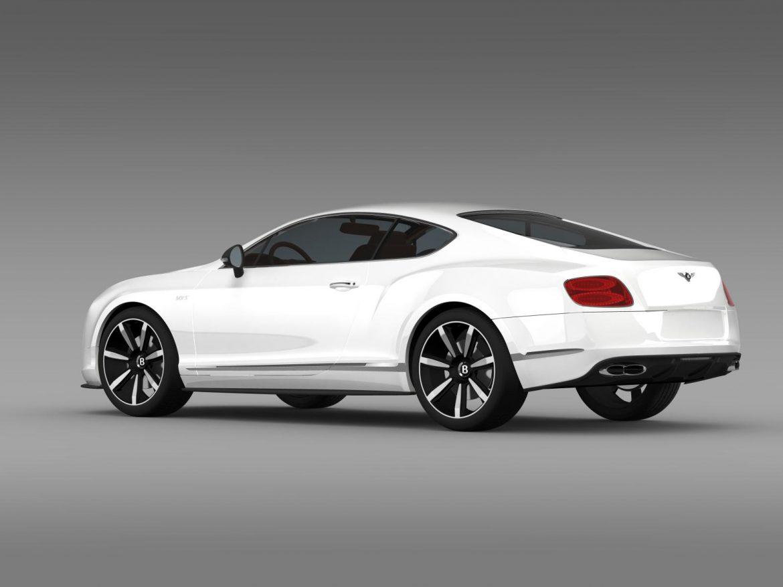 bentley continental gt v8 s coupe 2014 3d model 3ds max fbx c4d lwo ma mb hrc xsi obj 164064