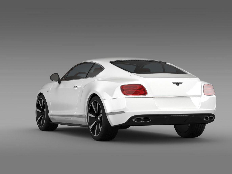 bentley continental gt v8 s coupe 2014 3d model 3ds max fbx c4d lwo ma mb hrc xsi obj 164065