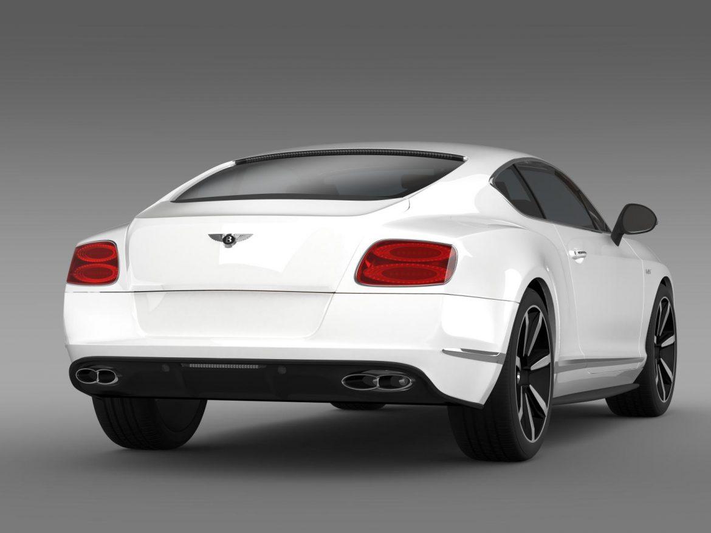 bentley continental gt v8 s coupe 2014 3d model 3ds max fbx c4d lwo ma mb hrc xsi obj 164066