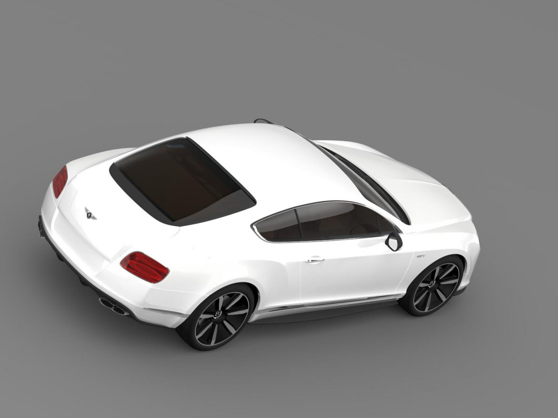 bentley continental gt v8 s coupe 2014 3d model 3ds max fbx c4d lwo ma mb hrc xsi obj 164067