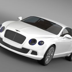 Bentley Continental GT Speed 2012 ( 132.73KB jpg by CREATOR_3D )
