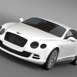 Bentley Continental GT Speed 2014 ( 117.4KB jpg by CREATOR_3D )