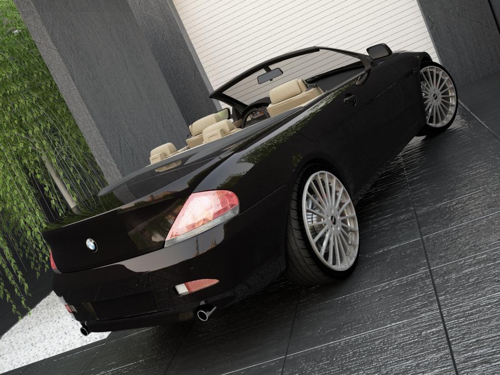 bmw sērija 6 kabriolets 3d modelis 3ds max citi obj 119393