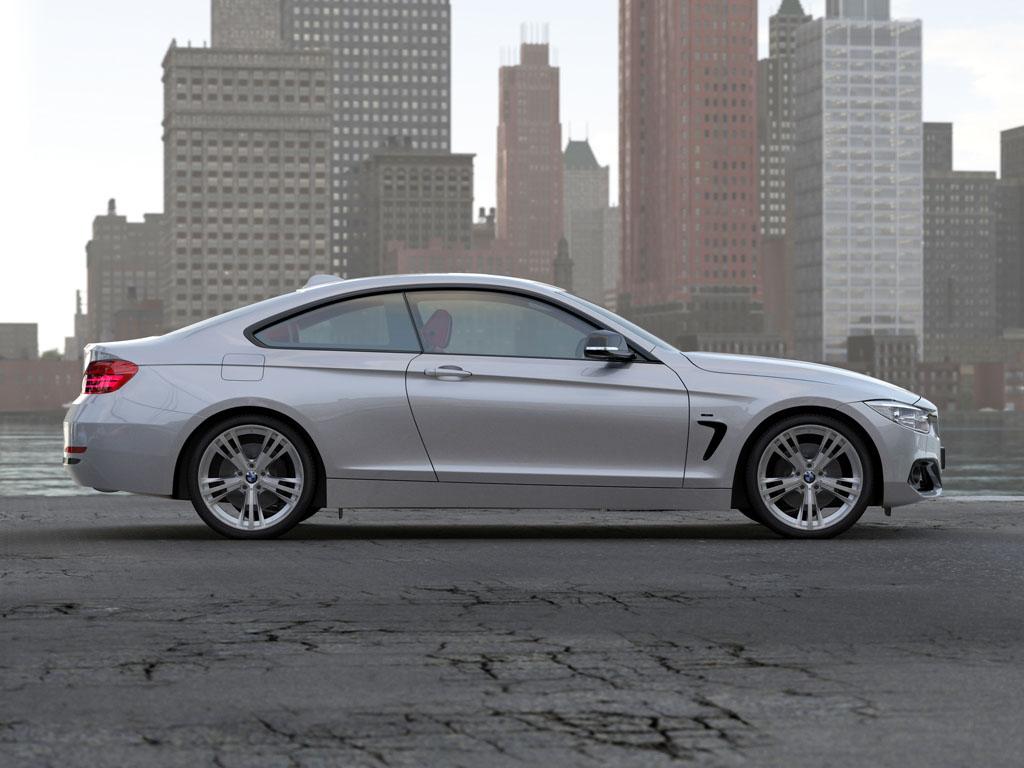 BMW Series Sport Line D Model Vehicles D Models Coupe - Bmw 4 series models