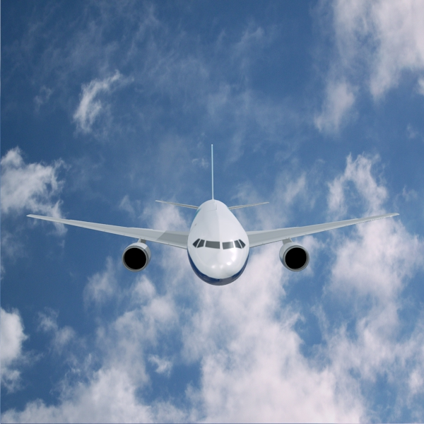 boeing 767-200 арилжааны онгоц 3d загвар 3ds fbx холих obw 138410