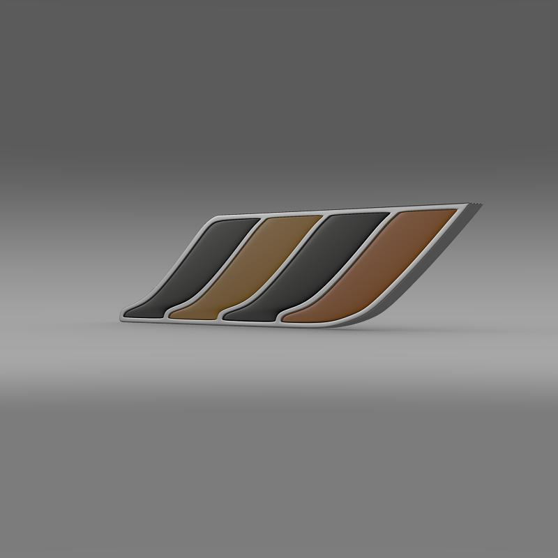 caparo logo 3d model 3ds max fbx c4d lwo ma mb hrc xsi obj 151294
